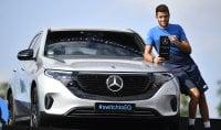 """Djokovic e Osaka sul trono, Berrettini """"vede"""" la Top 20"""