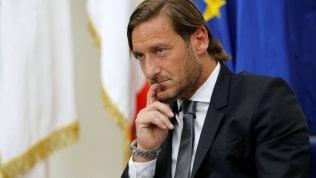 """Totti: """"Lascio la Roma, ma avrei preferito morire. Baldini? Uno dei due doveva uscire"""""""