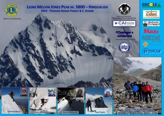 Valanga travolge quattro italiani in Pakistan: ferito il capo spedizione