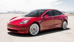 Tesla Model 3, non chiamatela piccola