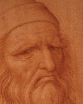 Rep: Il mistero delle dita flesse di Leonardo di MICHELANGELO BUONOCORE