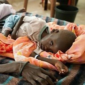 Sud Sudan, numero record di persone esposte alla grave carenza di cibo