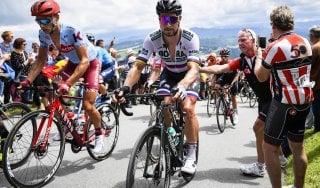 Ciclismo, colpo Sagan in Svizzera: tappa e maglia