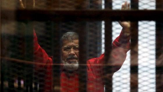 Egitto, lex presidente Mohamed Morsi è morto dopo unudienza in tribunale