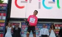 Giro Under 23: Ardila svetta sull'Amiata e si veste di rosa