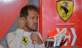 Formula Uno, la Ferrari fa richiesta di revisione alla Fia per la penalità a Sebastian Vettel