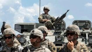 Gli Stati Uniti inviano altri mille soldati in Medio Oriente
