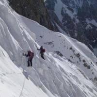 In salvo i quattro alpinisti italiani travolti da una valanga in Pakistan
