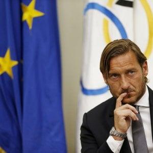 """Totti, la Roma valuta la segnalazione ma Pallotta smentisce: """"Tutto falso"""""""