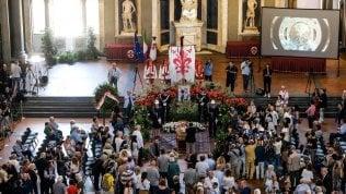 Firenze, in Duomo l'ultimo saluto a Franco Zeffirelli Le foto