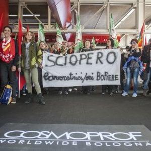 """Scioperi in calo nel 2018, Campania al top. Garante: """"Catena appalti accende il conflitto"""""""