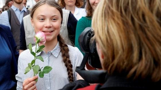 La pagella di Greta Thunberg che mette fine alle polemiche