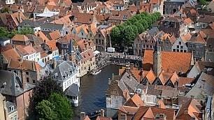 Bruges limita navi da crociera
