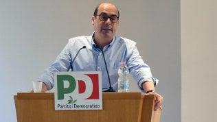 """Appello Zingaretti in direzione: """"Uniti per combattere la destra"""""""