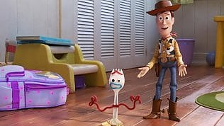 'Toy Story 4', on the road con Woody & Co. ricordando Frizzi