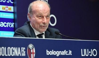 Sabatini: ''Bologna la mia sfida finale, Mihajlovic assicurazione sulla vita''
