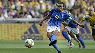 Chi è Marta, brasiliana dei record che può far paura alle Azzurre