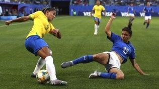 Azzurre per il primo posto. Diretta Italia-Brasile 0-0