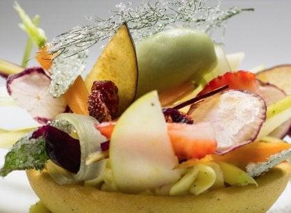 L'Enoteca Pinchiorri è un ristorante museo? Macché, una vera tavola contemporanea