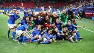 Italia battuta 1-0 dal Brasile, le azzurre agli ottavi da prime del girone