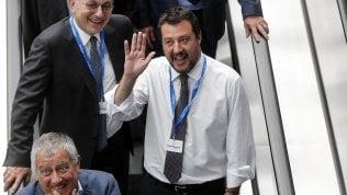 """Rep: L'ordine degli Usa a Salvini: """"Fai completare il Tap"""""""