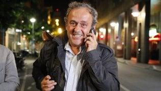 """Mondiali in Qatar, Michel Platini rilasciato nella notte: """"Io estraneo ai fatti"""""""