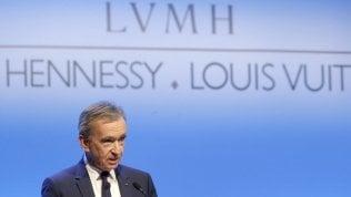 Mr. Louis Vuitton entra nel circolo dei Paperoni da 100 miliardi di dollari