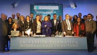 L'Università Telematica Internazionale UNINETTUNO uno strumento di conoscenza e integrazione