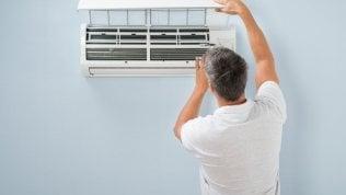 Condizionatori: chi deve installarli può scegliere fra tre incentivi