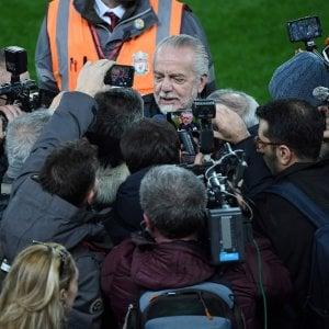 Mercato, De Laurentiis apre a James: ''Lo vuole Ancelotti''. Inter al lavoro per Barella, Sensi e Lukaku