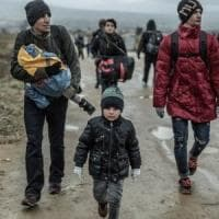 "Migranti, Save the children: ""Ventisette milioni di bambini sfollati per guerre"""