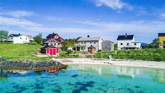Norvegia. Sommarøy, l'isola artica che vuole fermare il tempo