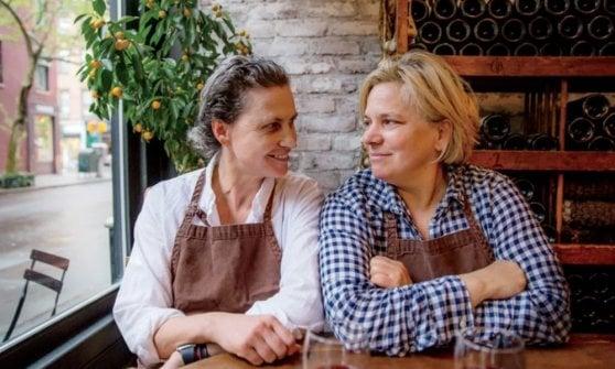 I ristoranti a stelle e strisce...rosa. Gli Usa e la carica delle chef italiane