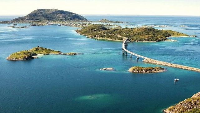 Norvegia. Quest'isola fermerà il tempo -   ft