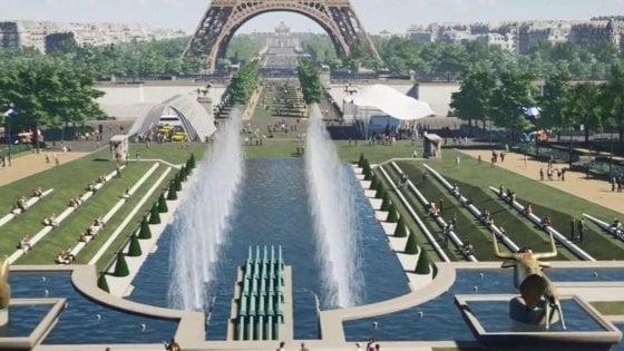 Torre Eiffel, cambia tutto: sarà il fulcro di un immenso parco urbano