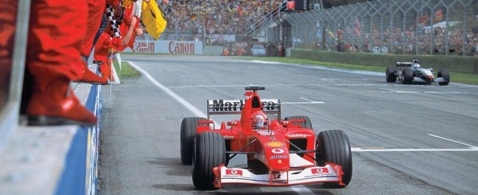In vendita la Ferrari F1 di Schumacher