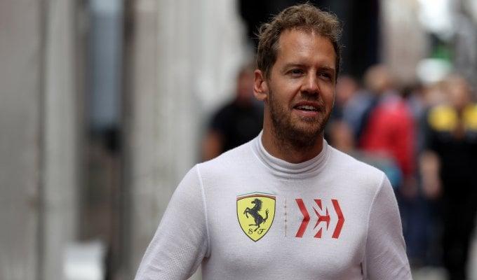 F1, penalità Vettel: ammesso ricorso Ferrari, venerdì decisione Fia