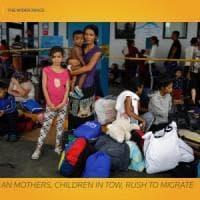 Unhcr, record di richiedenti asilo dal Venezuela