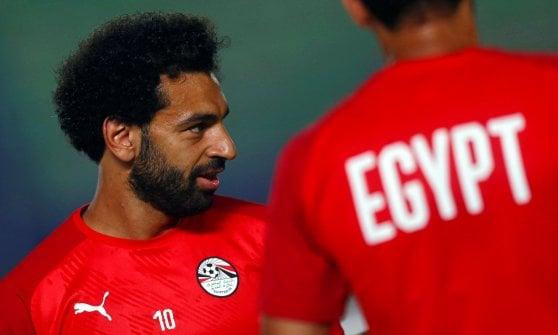 Coppa d'Africa: Mané contro Salah, il Senegal sfida l'Egitto