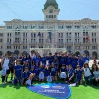 #tifiamoEuropa, ecco gli studenti che imparano con il calcio