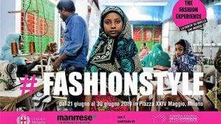 """Distruttiva per ambiente e diritti:da Mani Tese una mostrasui danni della """"fast fashion"""""""