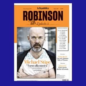 """Sul nuovo """"Robinson"""" il ritorno di Michael Stipe"""