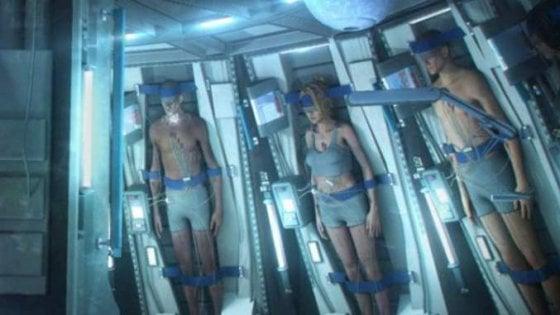 """Si studia l'ibernazione degli astronauti: ipotesi """"pisolini"""" di 14 giorni"""