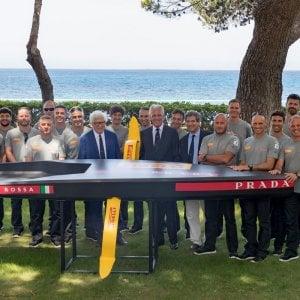 Vela, America's Cup; Bertelli presenta Luna Rossa: ''Abbiamo già vinto''