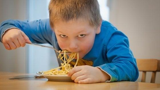 I bambini con genitori separati sono più a rischio di obesità