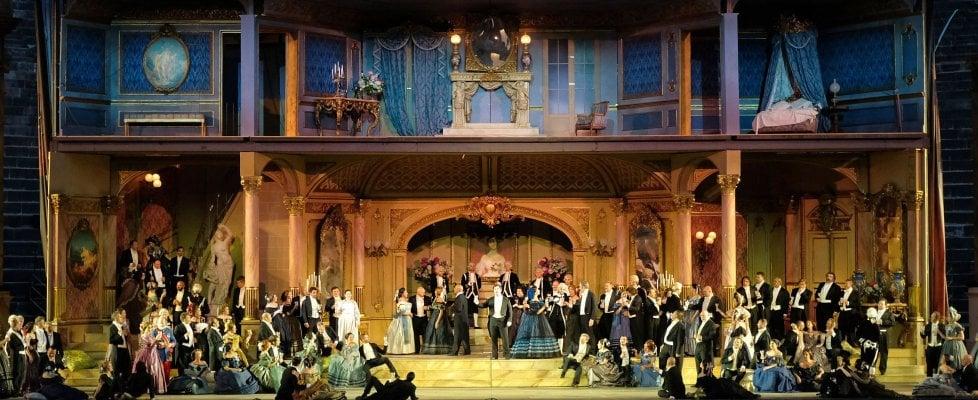 'La Traviata' all'Arena di Verona, l'ultimo sogno di Zeffirelli in mondovisione