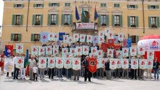 I primi 60 anni della Fidas, la Federazione dei donatori di sangue
