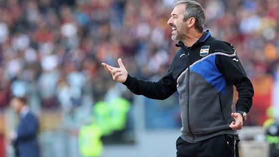 """Giampaolo: """"Il Milan è una grandissima opportunità: punto a proporre un gioco affascinante"""""""