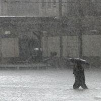 """Maltempo: le città italiane non  """"adattate"""" per affrontare le bombe d'acqua"""