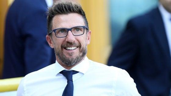 Sampdoria, ufficiale: Di Francesco nuovo allenatore